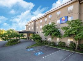 Comfort Inn & Suites Langley, hotel em Langley