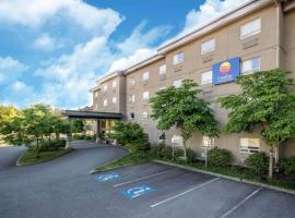 Comfort Inn & Suites Langley, hotel near Abbotsford International Airport - YXX, Langley