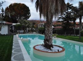 Croce Vallone Agrihotel, hotell i Biancavilla