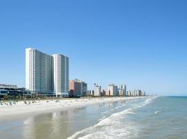 Ocean Enclave by Hilton Grand Vacations, hotel a Myrtle Beach