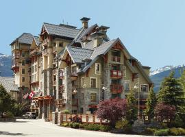 Pan Pacific Whistler Village Centre, hotel in Whistler