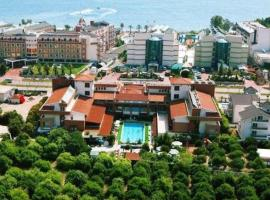 DG HOTELS ROSE RESORT, hotel en Antalya