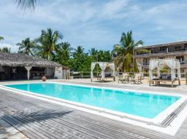 Amagali Pousada, hotel with pools in Galinhos
