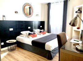 Hotel Jules, hotel near Le Touquet Airport - LTQ,