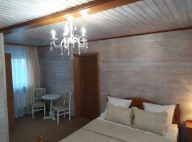 Гостевой дом Подворье Ямщика, отель в Суздале