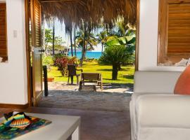Studio Lotte - Ocean Front, hotel in Las Galeras
