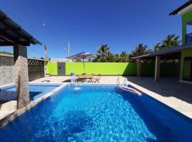 Beach House Maragogi, holiday home in Maragogi