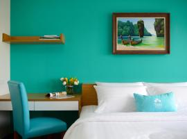 SiRi Ratchada Bangkok, hotel in Bangkok