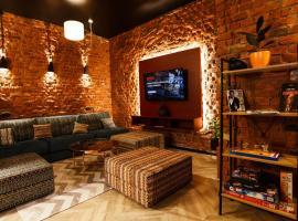 Hostel 2028, self catering accommodation in Kaliningrad