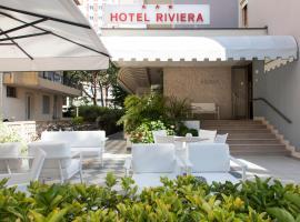 Hotel Riviera, hotel poblíž významného místa Torino Square, Lido di Jesolo