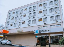 Alphaville Hotel, hotel in Erechim