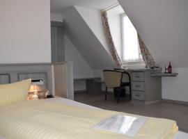 Avenue Hotel, hotel dicht bij: Luchthaven Neurenberg - NUE,