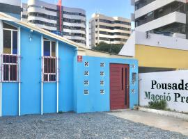 Pousada Maceio Praia, pet-friendly hotel in Maceió