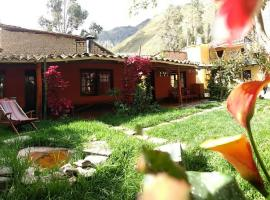 B&B Sun Gate, pet-friendly hotel in Ollantaytambo