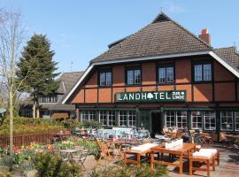 Landhotel garni zur Linde, отель в городе Ратекау