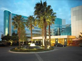 Southern Sun OR Tambo International Airport, hotel in Kempton Park