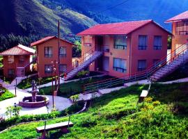 VERONICA View Hotel, hotel in Ollantaytambo