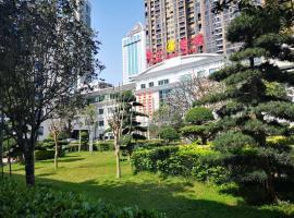 Guangzhou Dongshan Hotel, hotel near Overseas Chinese Village, Guangzhou