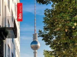 ibis Hotel Berlin Mitte, Hotel in der Nähe von: Alexanderplatz, Berlin
