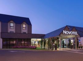 Novotel Amboise, отель в Амбуазе