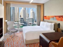 Crowne Plaza Dubai Marina, hotel near Dubai Marina Yacht Club, Dubai