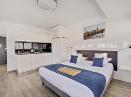 All Suites Bordeaux Pessac, serviced apartment in Pessac