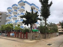 moonlight hotel, отель в городе Аланья, рядом находится Alanya Municipality