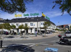 Hotel Alda Santa Cristina, hotel near A Coruña Airport - LCG,