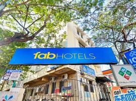 FabHotel Colors Apartment, отель в Ченнаи