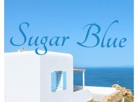 Sugar Blue, budget hotel in Mikonos