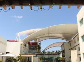 Hotel Tulija Palenque, hotel en Palenque