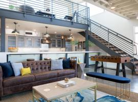 Luxury Arts District Apartments, apartment in New Orleans