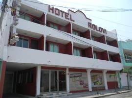 Hotel ROLOVI, hotel en Veracruz
