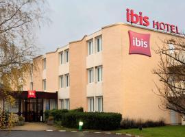 ibis Rambouillet, family hotel in Rambouillet