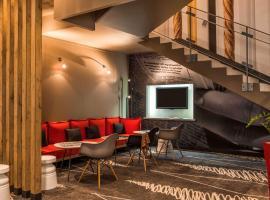 ibis Paris Montmartre 18ème, hotel en Montmartre - 18º distrito, París