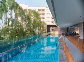 Aster Hotel and Residence by At Mind, three-star hotel in Pattaya Central