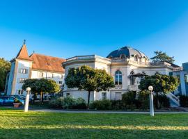Hotel et Centre Thermal d'Yverdon-les-Bains, hôtel à Yverdon-les-Bains