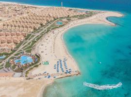 Mirage Hotel Sidi Abd El Rahman, hotel in El Alamein