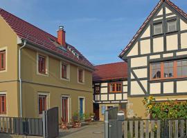Dreiseitenhof Radebeul, Hotel in Radebeul