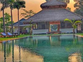 Khla Lodge, hotel in Kampot