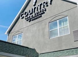 Country Inn & Suites by Radisson, Ithaca, NY, hotel in Ithaca