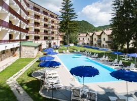 Grand Hotel del Parco, hotel a Pescasseroli