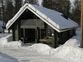 Levihaukka 10, Hütte in Sirkka