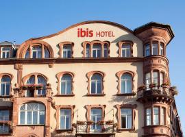 ibis Metz Centre Gare, hotel in Metz