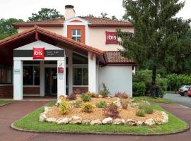 ibis Biarritz Anglet Aéroport, hotel near Basque Coast Hospital Centre, Anglet