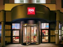 ibis Luxembourg Aeroport, Hotel in Luxemburg (Stadt)