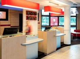 ibis Luxembourg Aeroport, hotel near Luxembourg Airport - LUX,