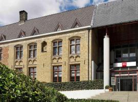 ibis Brugge Centrum, hotel near Gruuthuse Museum, Bruges