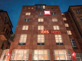 ibis Hotel Nürnberg Altstadt, Hotel in der Nähe von: U-Bahnhof Weißer Turm, Nürnberg
