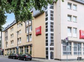 ibis Aachen Marschiertor - Aix-la-Chapelle, hotel near Historical Town Hall Aachen, Aachen